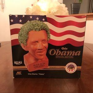 Special Edition Obama Chia Pet